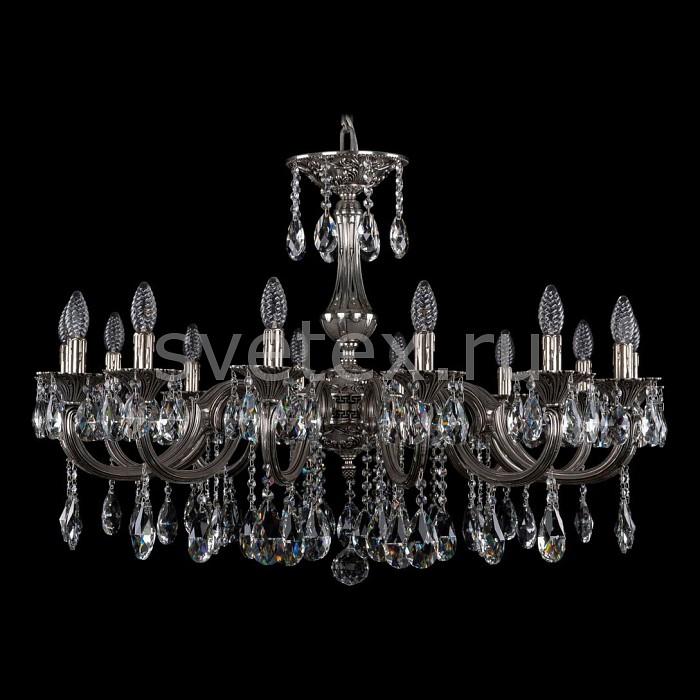 Подвесная люстра Bohemia Ivele CrystalБолее 6 ламп<br>Артикул - BI_1702_14_335_A_NB,Бренд - Bohemia Ivele Crystal (Чехия),Коллекция - 1702,Гарантия, месяцы - 24,Высота, мм - 550,Диаметр, мм - 990,Размер упаковки, мм - 710x710x240,Тип лампы - компактная люминесцентная [КЛЛ] ИЛИнакаливания ИЛИсветодиодная [LED],Общее кол-во ламп - 14,Напряжение питания лампы, В - 220,Максимальная мощность лампы, Вт - 40,Лампы в комплекте - отсутствуют,Цвет плафонов и подвесок - неокрашенный,Тип поверхности плафонов - прозрачный,Материал плафонов и подвесок - хрусталь,Цвет арматуры - никель черненый,Тип поверхности арматуры - глянцевый, рельефный,Материал арматуры - латунь,Возможность подлючения диммера - можно, если установить лампу накаливания,Форма и тип колбы - свеча ИЛИ свеча на ветру,Тип цоколя лампы - E14,Класс электробезопасности - I,Общая мощность, Вт - 560,Степень пылевлагозащиты, IP - 20,Диапазон рабочих температур - комнатная температура,Дополнительные параметры - способ крепления светильника к потолку - на крюке, указана высота светильника без подвеса<br>