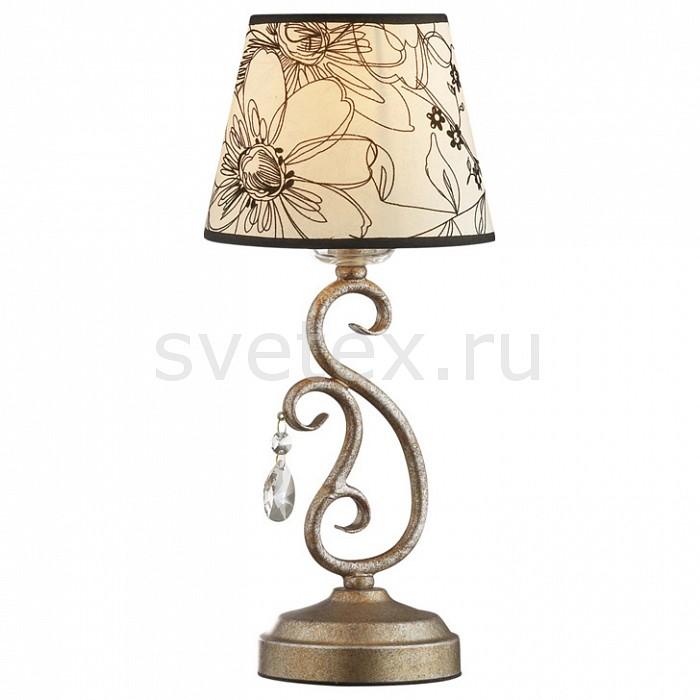 Фото Настольная лампа Odeon Light E14 220В 40Вт Lika 2275/1T