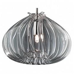 Подвесной светильник Odeon LightС 1 плафоном<br>Артикул - OD_2050_1,Бренд - Odeon Light (Италия),Коллекция - Sfero,Гарантия, месяцы - 24,Время изготовления, дней - 1,Высота, мм - 1200,Диаметр, мм - 160,Тип лампы - галогеновая,Общее кол-во ламп - 1,Напряжение питания лампы, В - 220,Максимальная мощность лампы, Вт - 40,Лампы в комплекте - галогеновая G9,Цвет плафонов и подвесок - неокрашенный,Тип поверхности плафонов - прозрачный, рельефный,Материал плафонов и подвесок - стекло,Цвет арматуры - хром,Тип поверхности арматуры - глянцевый,Материал арматуры - металл,Возможность подлючения диммера - можно,Форма и тип колбы - пальчиковая,Тип цоколя лампы - G9,Класс электробезопасности - I,Степень пылевлагозащиты, IP - 20,Диапазон рабочих температур - комнатная температура<br>