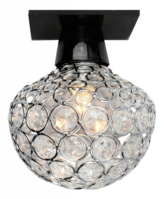 Встраиваемый светильник OmniluxВстраиваемые светильники<br>Артикул - OM_OML-22811-01,Бренд - Omnilux (Италия),Коллекция - OML-228,Гарантия, месяцы - 12,Выступ, мм - 120,Диаметр, мм - 100,Размер врезного отверстия, мм - 66,Размер упаковки, мм - 480x365x320,Тип лампы - галогеновая,Общее кол-во ламп - 1,Напряжение питания лампы, В - 220,Максимальная мощность лампы, Вт - 40,Цвет лампы - белый теплый,Лампы в комплекте - галогеновая G9,Цвет плафонов и подвесок - неокрашенный, хром,Тип поверхности плафонов - глянцевый, прозрачный,Материал плафонов и подвесок - металл, хрусталь,Цвет арматуры - черный,Тип поверхности арматуры - глянцевый,Материал арматуры - металл,Количество плафонов - 1,Возможность подлючения диммера - можно,Форма и тип колбы - пальчиковая,Тип цоколя лампы - G9,Цветовая температура, K - 2800 - 3200 K,Экономичнее лампы накаливания - на 50%,Класс электробезопасности - I,Степень пылевлагозащиты, IP - 20,Диапазон рабочих температур - комнатная температура,Дополнительные параметры - способ крепления светильника – на монтажной пластине<br>