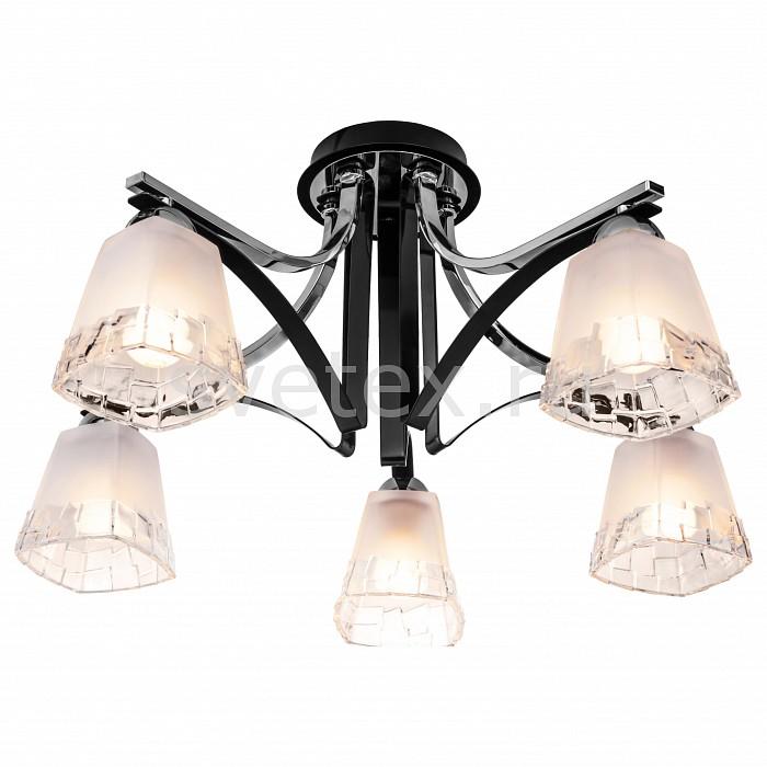 Люстра на штанге SilverLightЛюстры<br>Артикул - SL_703.59.5,Бренд - SilverLight (Франция),Коллекция - Montenegro,Гарантия, месяцы - 24,Высота, мм - 290,Диаметр, мм - 560,Тип лампы - компактная люминесцентная [КЛЛ] ИЛИнакаливания ИЛИсветодиодная [LED],Общее кол-во ламп - 5,Напряжение питания лампы, В - 220,Максимальная мощность лампы, Вт - 60,Лампы в комплекте - отсутствуют,Цвет плафонов и подвесок - белый с каймой,Тип поверхности плафонов - матовый,Материал плафонов и подвесок - стекло,Цвет арматуры - хром, черный,Тип поверхности арматуры - глянцевый, матовый,Материал арматуры - металл,Количество плафонов - 5,Возможность подлючения диммера - можно, если установить лампу накаливания,Тип цоколя лампы - E14,Класс электробезопасности - I,Общая мощность, Вт - 300,Степень пылевлагозащиты, IP - 20,Диапазон рабочих температур - комнатная температура,Дополнительные параметры - способ крепления светильника на потолке - на монтажной пластине<br>