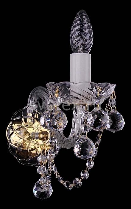 Фото Бра Bohemia Ivele Crystal 1400 1400/1/Big/G/Balls