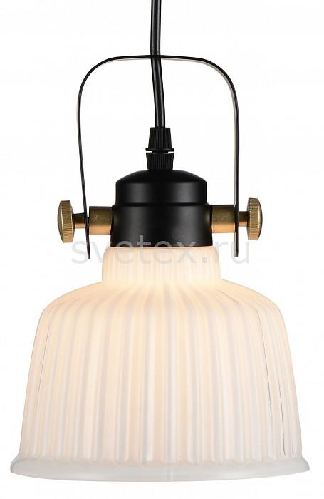 Подвесной светильник ST-LuceСветодиодные<br>Артикул - SL714.403.01,Бренд - ST-Luce (Италия),Коллекция - SL714,Гарантия, месяцы - 24,Время изготовления, дней - 1,Высота, мм - 900,Диаметр, мм - 160,Размер упаковки, мм - 970х480х240,Тип лампы - компактная люминесцентная [КЛЛ] ИЛИнакаливания ИЛИсветодиодная [LED],Общее кол-во ламп - 1,Напряжение питания лампы, В - 220,Максимальная мощность лампы, Вт - 40,Лампы в комплекте - отсутствуют,Цвет плафонов и подвесок - белый,Тип поверхности плафонов - матовый, рельефный,Материал плафонов и подвесок - стекло,Цвет арматуры - золото, черный,Тип поверхности арматуры - глянцевый,Материал арматуры - металл,Количество плафонов - 1,Возможность подлючения диммера - можно, если установить лампу накаливания,Тип цоколя лампы - E14,Класс электробезопасности - I,Степень пылевлагозащиты, IP - 20,Диапазон рабочих температур - комнатная температура,Дополнительные параметры - регулируется по высоте, способ крепления светильника к потолку – на монтажной пластине<br>