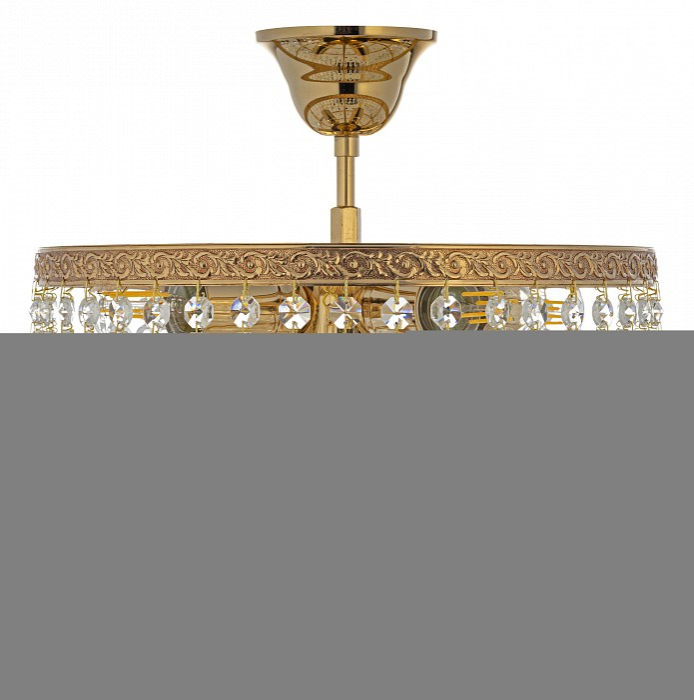 Люстра на штанге Arti LampadariНе более 4 ламп<br>Артикул - AL_Castellana_E_1.3.30.601_G,Бренд - Arti Lampadari (Италия),Коллекция - Castellana,Гарантия, месяцы - 24,Высота, мм - 310,Диаметр, мм - 300,Тип лампы - компактная люминесцентная [КЛЛ] ИЛИнакаливания ИЛИсветодиодная [LED],Общее кол-во ламп - 4,Напряжение питания лампы, В - 220,Максимальная мощность лампы, Вт - 60,Лампы в комплекте - отсутствуют,Цвет плафонов и подвесок - неокрашенный,Тип поверхности плафонов - прозрачный,Материал плафонов и подвесок - хрусталь,Цвет арматуры - золото,Тип поверхности арматуры - глянцевый,Материал арматуры - металл,Возможность подлючения диммера - можно, если установить лампу накаливания,Тип цоколя лампы - E27,Класс электробезопасности - I,Общая мощность, Вт - 240,Степень пылевлагозащиты, IP - 20,Диапазон рабочих температур - комнатная температура,Дополнительные параметры - способ крепления к потолку - на монтажной пластине<br>