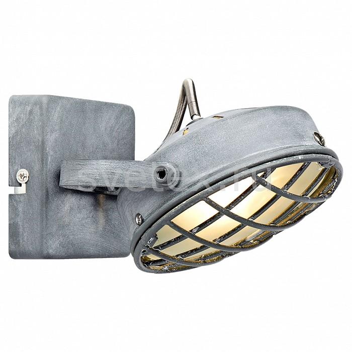Спот LussoleСпоты<br>Артикул - LSP-9979,Бренд - Lussole (Италия),Коллекция - LOFT,Гарантия, месяцы - 24,Время изготовления, дней - 1,Длина, мм - 100,Ширина, мм - 130,Глубина, мм - 150,Тип лампы - галогеновая ИЛИсветодиодная [LED],Общее кол-во ламп - 1,Напряжение питания лампы, В - 220,Максимальная мощность лампы, Вт - 40,Лампы в комплекте - отсуствуют,Цвет плафонов и подвесок - белый,Тип поверхности плафонов - матовый,Материал плафонов и подвесок - стекло,Цвет арматуры - серый,Тип поверхности арматуры - матовый,Материал арматуры - металл,Количество плафонов - 1,Возможность подлючения диммера - можно, если установить галогеновую лампу,Форма и тип колбы - пальчиковая,Тип цоколя лампы - G9,Класс электробезопасности - I,Степень пылевлагозащиты, IP - 20,Диапазон рабочих температур - комнатная температура,Дополнительные параметры - поворотный светильник<br>