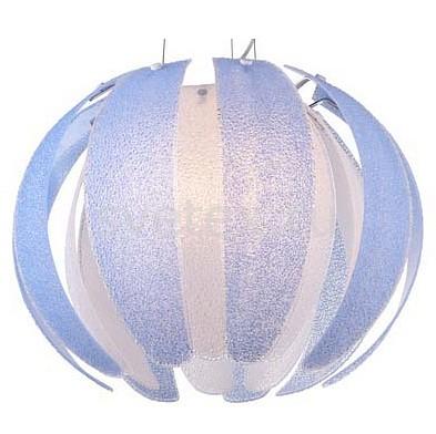 Фото Подвесной светильник IDLamp 248 248/1-Blue