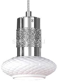Подвесной светильник La LampadaСветодиодные<br>Артикул - LL_L_462_1.02_Ceramic_White,Бренд - La Lampada (Италия),Коллекция - 462,Гарантия, месяцы - 24,Высота, мм - 1030,Диаметр, мм - 110,Тип лампы - галогеновая ИЛИсветодиодная [LED],Общее кол-во ламп - 1,Напряжение питания лампы, В - 220,Максимальная мощность лампы, Вт - 50,Лампы в комплекте - отсутствуют,Цвет плафонов и подвесок - белый,Тип поверхности плафонов - матовый, рельефный,Материал плафонов и подвесок - керамика,Цвет арматуры - хром,Тип поверхности арматуры - матовый, рельефный,Материал арматуры - металл,Количество плафонов - 1,Возможность подлючения диммера - можно, если установить галогеновую лампу,Форма и тип колбы - полусферическая с рефлектором,Тип цоколя лампы - GU10,Класс электробезопасности - I,Степень пылевлагозащиты, IP - 20,Диапазон рабочих температур - комнатная температура,Дополнительные параметры - способ крепления светильника к потолку – на монтажной пластине, светильник ручной работы<br>