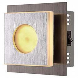 Накладной светильник GloboКвадратные<br>Артикул - GB_49208-1,Бренд - Globo (Австрия),Коллекция - Cayman,Гарантия, месяцы - 24,Размер упаковки, мм - 125x75x120,Тип лампы - светодиодная [LED],Общее кол-во ламп - 1,Напряжение питания лампы, В - 13.6,Максимальная мощность лампы, Вт - 4,Лампы в комплекте - светодиодная [LED],Цвет плафонов и подвесок - белый, никель,Тип поверхности плафонов - матовый,Материал плафонов и подвесок - дюралюминий, полимер,Цвет арматуры - никель,Тип поверхности арматуры - матовый,Материал арматуры - дюралюминий,Класс электробезопасности - I,Степень пылевлагозащиты, IP - 20,Диапазон рабочих температур - комнатная температура,Дополнительные параметры - способ крепления светильника к стене – на монтажной пластине, светильник предназначен для использования со скрытой проводкой<br>