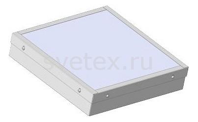 Накладной светильник TechnoLuxПотолочные светильники<br>Артикул - TH_12441,Бренд - TechnoLux (Россия),Коллекция - TLF TG EM1,Гарантия, месяцы - 24,Длина, мм - 297,Ширина, мм - 297,Высота, мм - 65,Тип лампы - светодиодная [LED],Общее кол-во ламп - 1,Напряжение питания лампы, В - 220,Максимальная мощность лампы, Вт - 18,Цвет лампы - белый,Лампы в комплекте - светодиодная [LED],Цвет плафонов и подвесок - белый,Тип поверхности плафонов - матовый,Материал плафонов и подвесок - стекло,Цвет арматуры - белый,Тип поверхности арматуры - матовый,Материал арматуры - металл,Количество плафонов - 1,Компоненты, входящие в комплект - аккумулятор:тип: Ni-Cdвремя работы без подзарядки 1 час;,Цветовая температура, K - 4000 K,Световой поток, лм - 1350,Экономичнее лампы накаливания - в 6 раз,Светоотдача, лм/Вт - 75,Класс электробезопасности - I,Степень пылевлагозащиты, IP - 54,Диапазон рабочих температур - от -40^C до +40^C,Дополнительные параметры - закаленное матированное стекло<br>