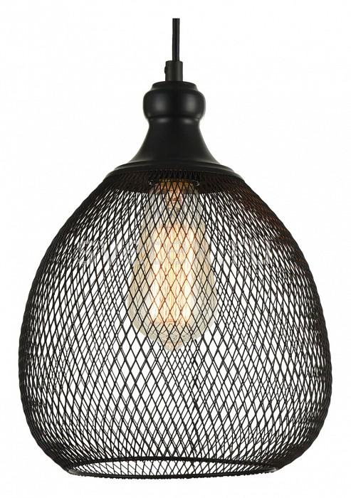 Подвесной светильник MaytoniСветодиодные<br>Артикул - MY_T018-01-B,Бренд - Maytoni (Германия),Коллекция - Grille,Гарантия, месяцы - 24,Время изготовления, дней - 1,Высота, мм - 1040,Диаметр, мм - 230,Тип лампы - компактная люминесцентная [КЛЛ] ИЛИнакаливания ИЛИсветодиодная [LED],Общее кол-во ламп - 1,Напряжение питания лампы, В - 220,Максимальная мощность лампы, Вт - 60,Лампы в комплекте - отсутствуют,Цвет плафонов и подвесок - черный,Тип поверхности плафонов - матовый,Материал плафонов и подвесок - металл,Цвет арматуры - черный,Тип поверхности арматуры - матовый,Материал арматуры - металл,Количество плафонов - 1,Возможность подлючения диммера - можно, если установить лампу накаливания,Тип цоколя лампы - E27,Класс электробезопасности - I,Степень пылевлагозащиты, IP - 20,Диапазон рабочих температур - комнатная температура,Дополнительные параметры - способ крепления светильника к потолку – на монтажной пластине<br>