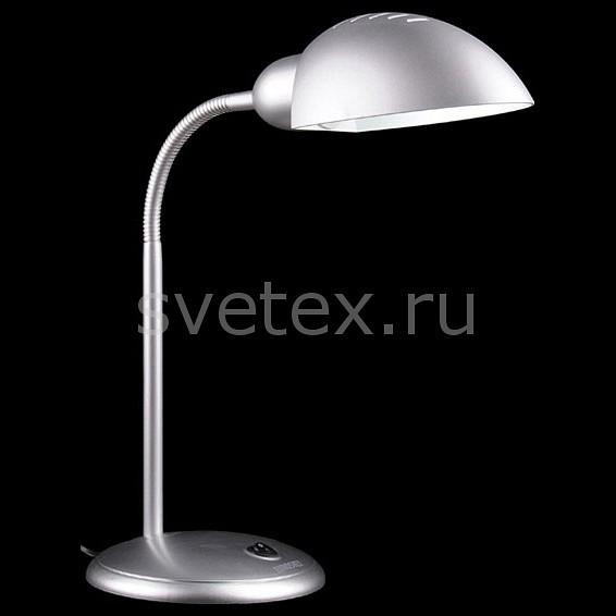 Фото Настольная лампа Eurosvet E27 220В 15Вт 1926 1926 серебристый