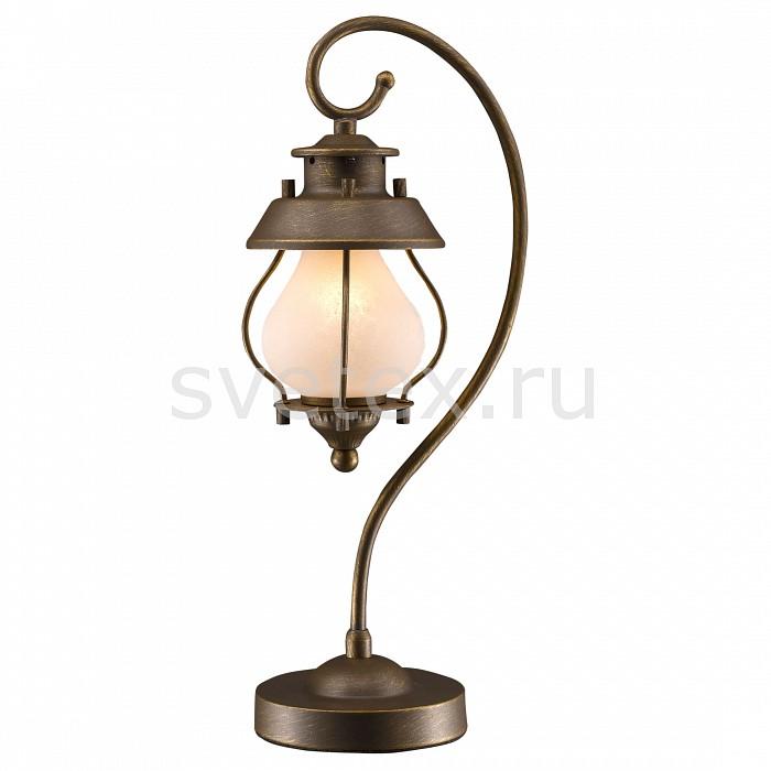 Настольная лампа FavouriteСтеклянный плафон<br>Артикул - FV_1460-1T,Бренд - Favourite (Германия),Коллекция - Lucciola,Гарантия, месяцы - 24,Время изготовления, дней - 1,Высота, мм - 440,Диаметр, мм - 180,Тип лампы - компактная люминесцентная [КЛЛ] ИЛИнакаливания ИЛИсветодиодная [LED],Общее кол-во ламп - 1,Напряжение питания лампы, В - 220,Максимальная мощность лампы, Вт - 40,Лампы в комплекте - отсутствуют,Цвет плафонов и подвесок - белый,Тип поверхности плафонов - матовый,Материал плафонов и подвесок - стекло,Цвет арматуры - золотисто-коричневый,Тип поверхности арматуры - матовый,Материал арматуры - металл,Количество плафонов - 1,Наличие выключателя, диммера или пульта ДУ - выключатель на проводе,Компоненты, входящие в комплект - провод электропитания с вилкой без заземления,Тип цоколя лампы - E14,Класс электробезопасности - II,Степень пылевлагозащиты, IP - 20,Диапазон рабочих температур - комнатная температура,Дополнительные параметры - провод электропитания с вилкой без заземления, стиль Кантри<br>