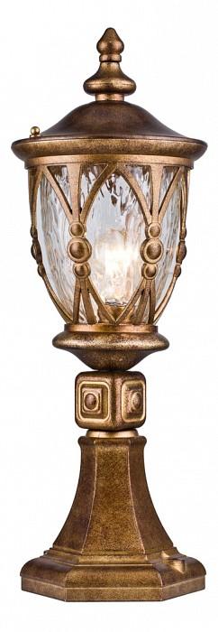 Наземный низкий светильник MaytoniСветильники<br>Артикул - MY_S103-59-31-R,Бренд - Maytoni (Германия),Коллекция - Rua Augusta,Гарантия, месяцы - 24,Высота, мм - 565,Диаметр, мм - 205,Тип лампы - компактная люминесцентная [КЛЛ] ИЛИнакаливания ИЛИсветодиодная [LED],Общее кол-во ламп - 1,Напряжение питания лампы, В - 220,Максимальная мощность лампы, Вт - 60,Лампы в комплекте - отсутствуют,Цвет плафонов и подвесок - неокрашенный,Тип поверхности плафонов - прозрачный, рельефный,Материал плафонов и подвесок - стекло,Цвет арматуры - золото античное,Тип поверхности арматуры - матовый,Материал арматуры - металл,Количество плафонов - 1,Тип цоколя лампы - E27,Класс электробезопасности - I,Степень пылевлагозащиты, IP - 44,Диапазон рабочих температур - от -40^C до +40^C<br>