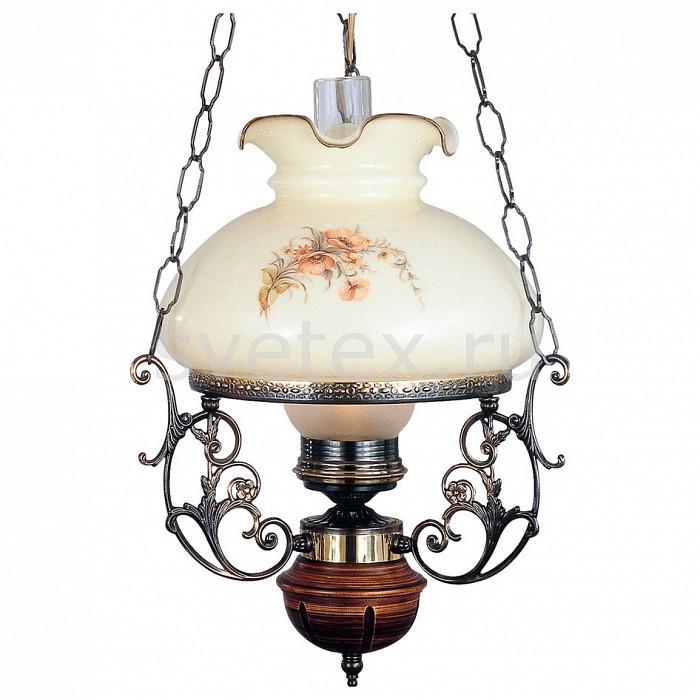 Подвесной светильник Reccagni AngeloДеревянные<br>Артикул - RA_L_2400_G,Бренд - Reccagni Angelo (Италия),Коллекция - 2400,Гарантия, месяцы - 24,Высота, мм - 570-1570,Диаметр, мм - 340,Тип лампы - компактная люминесцентная [КЛЛ] ИЛИнакаливания ИЛИсветодиодная [LED],Общее кол-во ламп - 1,Напряжение питания лампы, В - 220,Максимальная мощность лампы, Вт - 60,Лампы в комплекте - отсутствуют,Цвет плафонов и подвесок - бежевый с рисунком, неокрашенный,Тип поверхности плафонов - матовый, прозрачный,Материал плафонов и подвесок - стекло,Цвет арматуры - бронза темная, коричневый,Тип поверхности арматуры - матовый, рельефный,Материал арматуры - дерево, латунь,Количество плафонов - 1,Возможность подлючения диммера - можно, если установить лампу накаливания,Тип цоколя лампы - E27,Класс электробезопасности - I,Степень пылевлагозащиты, IP - 20,Диапазон рабочих температур - комнатная температура,Дополнительные параметры - способ крепления светильника к потолку - на крюке, регулируется по высоте, стиль кантри<br>