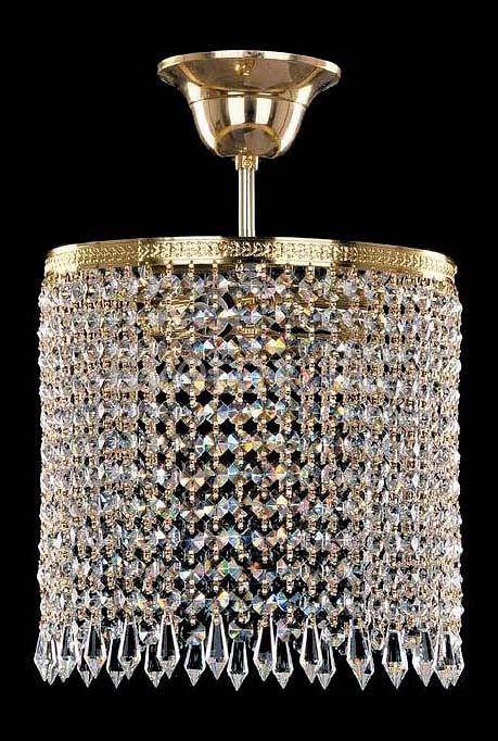 Фото Люстра на штанге Bohemia Ivele Crystal 1920 1920/25Z/G