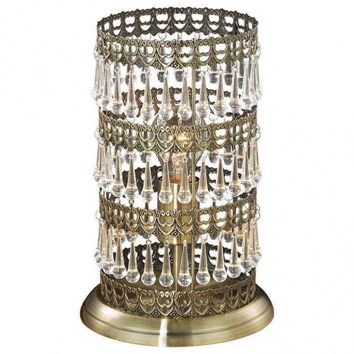 Фото Настольная лампа Odeon Light Kelti 2345/1T