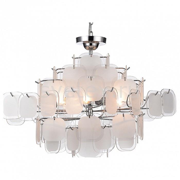 Фото Подвесная люстра Favourite Glass-pieces 1424-6PC