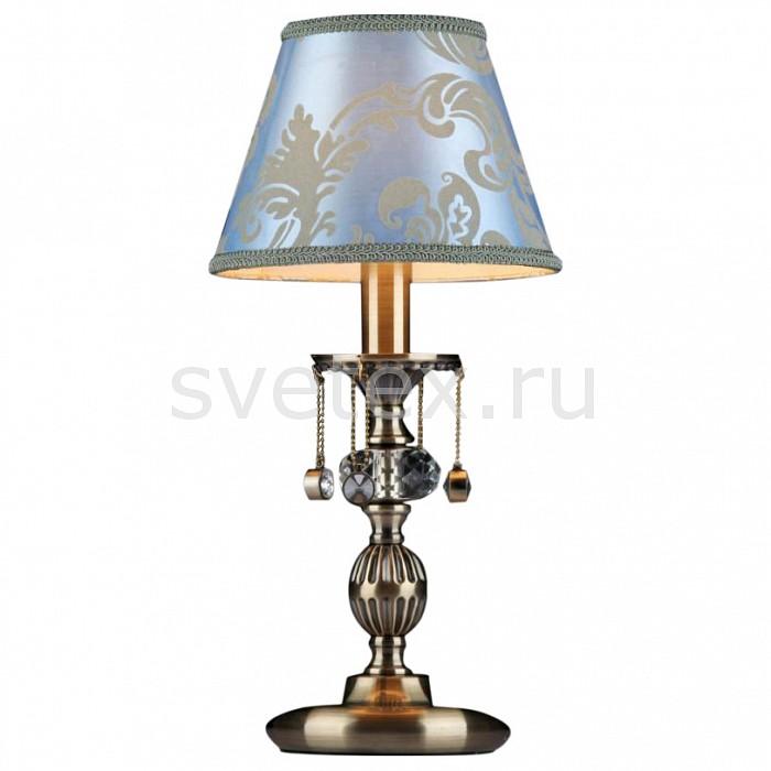 Фото Настольная лампа Maytoni Vals ARM098-22-R