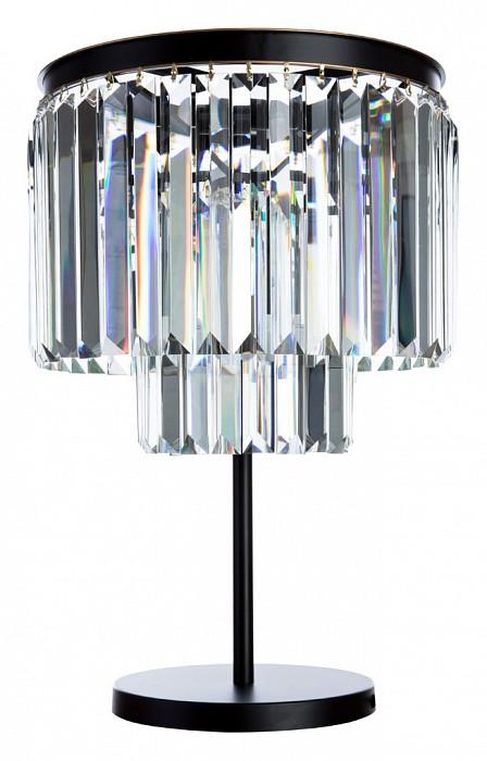 Настольная лампа DivinareДЕКОРАТИВНЫЕ<br>Артикул - DV_3001_01_TL-4,Бренд - Divinare (Италия),Коллекция - Nova,Гарантия, месяцы - 24,Высота, мм - 620,Диаметр, мм - 400,Тип лампы - компактная люминесцентная [КЛЛ] ИЛИнакаливания ИЛИсветодиодная [LED],Общее кол-во ламп - 4,Напряжение питания лампы, В - 220,Максимальная мощность лампы, Вт - 40,Лампы в комплекте - отсутствуют,Цвет плафонов и подвесок - неокрашенный,Тип поверхности плафонов - прозрачный,Материал плафонов и подвесок - хрусталь,Цвет арматуры - черный с золотой патиной,Тип поверхности арматуры - матовый,Материал арматуры - металл,Количество плафонов - 1,Наличие выключателя, диммера или пульта ДУ - выключатель на проводе,Компоненты, входящие в комплект - провод электропитания с вилкой без заземления,Тип цоколя лампы - E14,Класс электробезопасности - II,Общая мощность, Вт - 160,Степень пылевлагозащиты, IP - 20,Диапазон рабочих температур - комнатная температура<br>