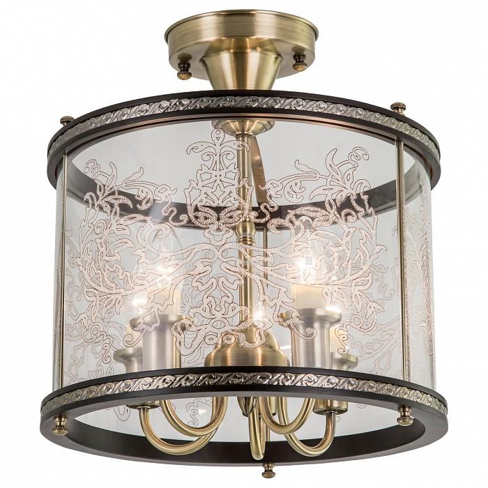 Фото Светильник на штанге Citilux Версаль Венге CL408253R
