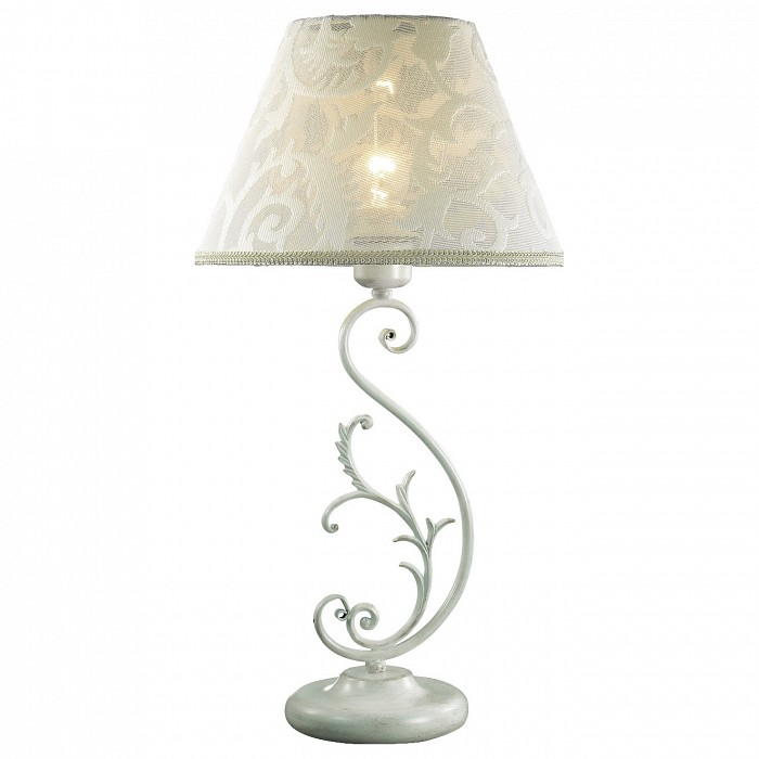Фото Настольная лампа Odeon Light E27 220В 60Вт Urika 2680/1T
