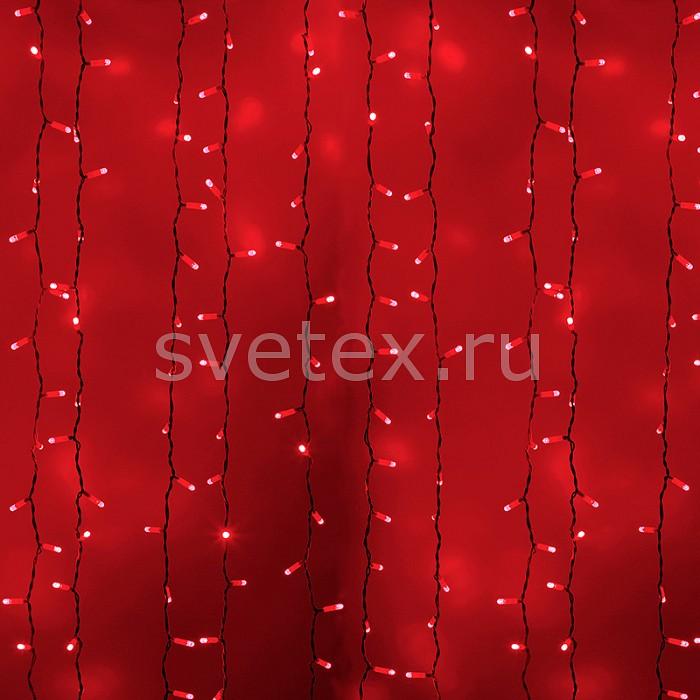 Фото Занавес световой Неон-Найт LED-TPL-18_20 235-112