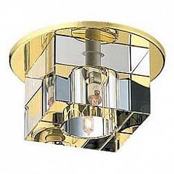 Встраиваемый светильник NovotechСветильники для натяжных потолков<br>Артикул - NV_369382,Бренд - Novotech (Венгрия),Коллекция - Cubic,Гарантия, месяцы - 24,Диаметр, мм - 110,Тип лампы - галогеновая ИЛИсветодиодная [LED],Общее кол-во ламп - 1,Напряжение питания лампы, В - 12,Максимальная мощность лампы, Вт - 50,Лампы в комплекте - отсутствуют,Цвет плафонов и подвесок - неокрашенный,Тип поверхности плафонов - прозрачный,Материал плафонов и подвесок - оптическое стекло,Цвет арматуры - золото,Тип поверхности арматуры - глянцевый,Материал арматуры - металл,Возможность подлючения диммера - можно, если подключить трансформатор 12 В с возможностью диммирования,Форма и тип колбы - пальчиковая,Тип цоколя лампы - GX6.35,Класс электробезопасности - III,Степень пылевлагозащиты, IP - 20,Диапазон рабочих температур - комнатная температура<br>