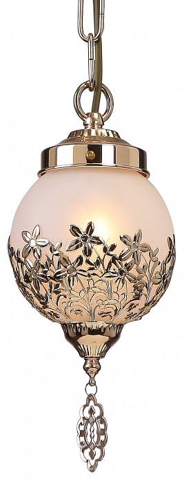 Фото Подвесной светильник Arte Lamp Moroccana A4552SP-1GO