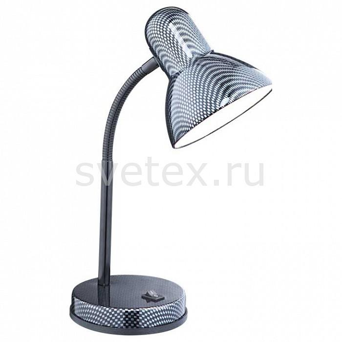 Фото Настольная лампа Globo Carbon 24893