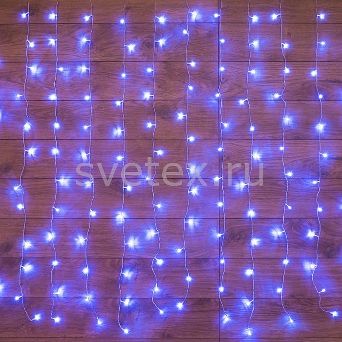 Фото Занавес световой Неон-Найт x 1.5 м x 1.5 м Home 235-033
