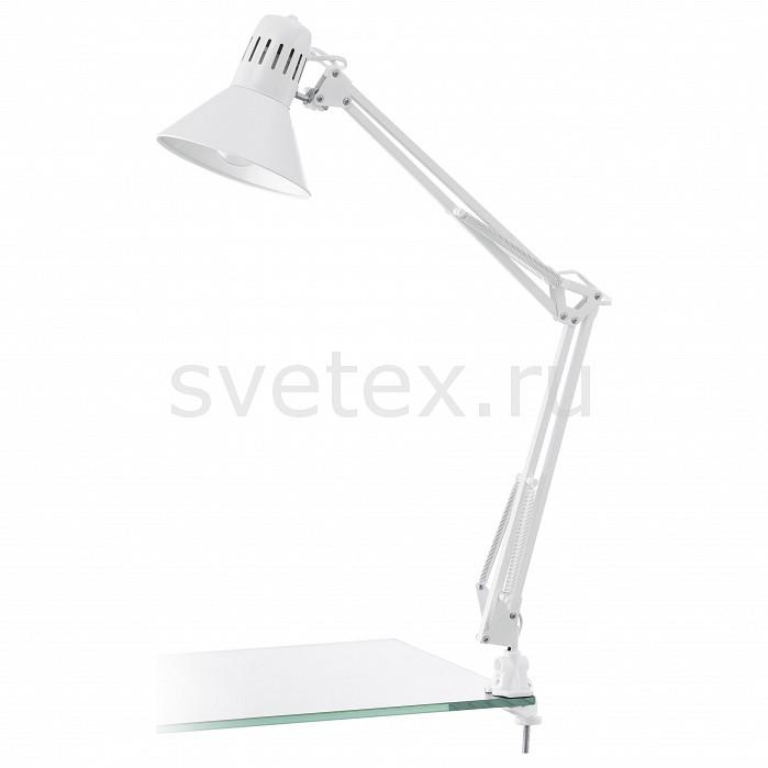 Фото Настольная лампа Eglo E27 220В 40Вт Firmo 90872