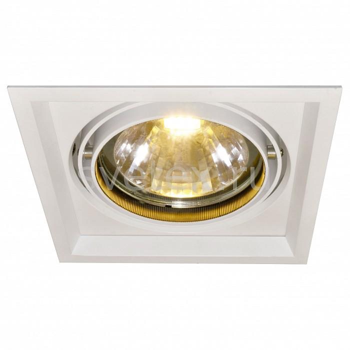 Фото Встраиваемый светильник Arte Lamp Accent A2134PL-1WH