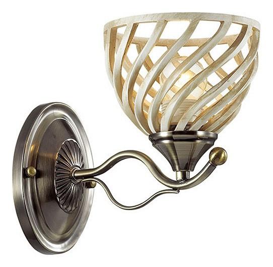 Бра Odeon LightСветодиодные<br>Артикул - OD_3199_1W,Бренд - Odeon Light (Италия),Коллекция - Aretta,Гарантия, месяцы - 24,Ширина, мм - 220,Высота, мм - 222,Выступ, мм - 252,Тип лампы - компактная люминесцентная [КЛЛ] ИЛИнакаливания ИЛИсветодиодная [LED],Общее кол-во ламп - 1,Напряжение питания лампы, В - 220,Максимальная мощность лампы, Вт - 60,Лампы в комплекте - отсутствуют,Цвет плафонов и подвесок - белый,Тип поверхности плафонов - матовый,Материал плафонов и подвесок - полиэфирная смола,Цвет арматуры - бронза,Тип поверхности арматуры - матовый,Материал арматуры - металл,Количество плафонов - 1,Возможность подлючения диммера - можно, если установить лампу накаливания,Тип цоколя лампы - E27,Класс электробезопасности - I,Степень пылевлагозащиты, IP - 20,Диапазон рабочих температур - комнатная температура,Дополнительные параметры - светильник предназначен для использования со скрытой проводкой<br>