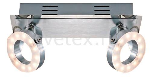 Спот CitiluxСпоты<br>Артикул - CL553521,Бренд - Citilux (Дания),Коллекция - Бильбо,Гарантия, месяцы - 24,Длина, мм - 250,Ширина, мм - 80,Выступ, мм - 130,Размер упаковки, мм - 270x115x90,Тип лампы - светодиодная [LED],Общее кол-во ламп - 2,Напряжение питания лампы, В - 220,Максимальная мощность лампы, Вт - 6,Цвет лампы - белый теплый,Лампы в комплекте - светодиодные [LED],Цвет плафонов и подвесок - белый,Тип поверхности плафонов - матовый,Материал плафонов и подвесок - полимер,Цвет арматуры - хром,Тип поверхности арматуры - глянцевый,Материал арматуры - металл,Количество плафонов - 2,Цветовая температура, K - 3000 K,Экономичнее лампы накаливания - в 15 раз,Класс электробезопасности - I,Общая мощность, Вт - 12,Степень пылевлагозащиты, IP - 20,Диапазон рабочих температур - комнатная температура,Дополнительные параметры - способ крепления светильника на стене и потолоке– на монтажной пластине, поворотный светильник<br>
