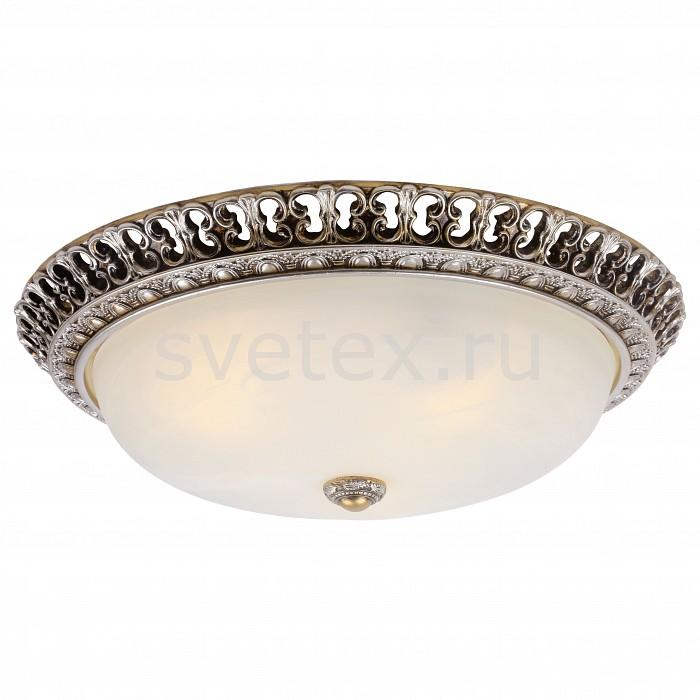 Фото Накладной светильник Arte Lamp Torta A7133PL-3SA