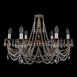 Подвесная люстра Bohemia Ivele Crystal5 или 6 ламп<br>Артикул - BI_1702_6_C_GB,Бренд - Bohemia Ivele Crystal (Чехия),Коллекция - 1702,Гарантия, месяцы - 12,Высота, мм - 550,Диаметр, мм - 700,Размер упаковки, мм - 510x510x200,Тип лампы - компактная люминесцентная [КЛЛ] ИЛИнакаливания ИЛИсветодиодная [LED],Общее кол-во ламп - 6,Напряжение питания лампы, В - 220,Максимальная мощность лампы, Вт - 40,Лампы в комплекте - отсутствуют,Цвет плафонов и подвесок - неокрашенный,Тип поверхности плафонов - прозрачный,Материал плафонов и подвесок - хрусталь,Цвет арматуры - золото черненое,Тип поверхности арматуры - глянцевый, рельефный,Материал арматуры - металл,Возможность подлючения диммера - можно, если установить лампу накаливания,Форма и тип колбы - свеча ИЛИ свеча на ветру,Тип цоколя лампы - E14,Класс электробезопасности - I,Общая мощность, Вт - 240,Степень пылевлагозащиты, IP - 20,Диапазон рабочих температур - комнатная температура,Дополнительные параметры - способ крепления светильника к потолку – на крюке<br>