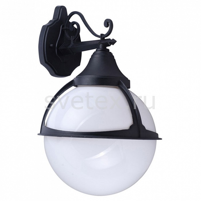 Фото Светильник на штанге Arte Lamp Monaco A1492AL-1BK