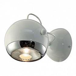 Спот ST-LuceС 1 лампой<br>Артикул - SL873.501.01,Бренд - ST-Luce (Китай),Коллекция - Nano,Гарантия, месяцы - 24,Размер упаковки, мм - 220x220x330,Тип лампы - галогеновая,Общее кол-во ламп - 1,Напряжение питания лампы, В - 220,Максимальная мощность лампы, Вт - 75,Лампы в комплекте - галогеновая GU10,Цвет плафонов и подвесок - белый, неокрашенный, хром,Тип поверхности плафонов - матовый, прозрачный,Материал плафонов и подвесок - металл, стекло,Цвет арматуры - белый,Тип поверхности арматуры - матовый,Материал арматуры - металл,Возможность подлючения диммера - можно,Форма и тип колбы - полусферическа с рефлектором,Тип цоколя лампы - GU10,Класс электробезопасности - I,Степень пылевлагозащиты, IP - 20,Диапазон рабочих температур - комнатная температура,Дополнительные параметры - способ крепления светильника на потолке и стене – на монтажной пластине, поворотный светильник<br>