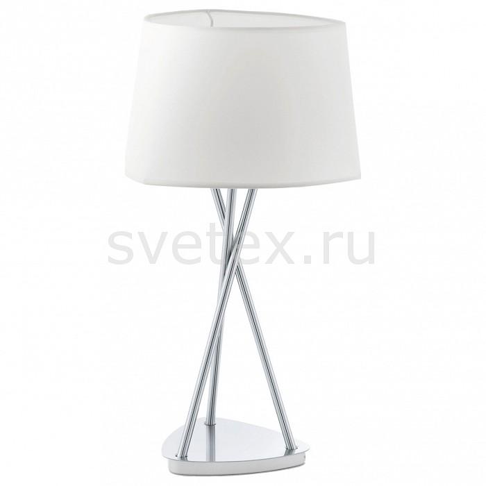 Фото Настольная лампа Eglo E27 220В 60Вт Belora 92893