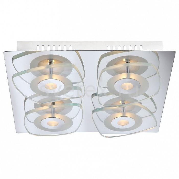Потолочная люстра GloboСветодиодные<br>Артикул - GB_41710-4,Бренд - Globo (Австрия),Коллекция - Zarima,Гарантия, месяцы - 24,Длина, мм - 310,Ширина, мм - 310,Высота, мм - 65,Тип лампы - светодиодная [LED],Общее кол-во ламп - 4,Напряжение питания лампы, В - 9,Максимальная мощность лампы, Вт - 4.5,Цвет лампы - белый теплый,Лампы в комплекте - светодиодные [LED],Цвет плафонов и подвесок - неокрашенный,Тип поверхности плафонов - прозрачный,Материал плафонов и подвесок - стекло,Цвет арматуры - хром,Тип поверхности арматуры - глянцевый,Материал арматуры - металл,Количество плафонов - 4,Возможность подлючения диммера - нельзя,Компоненты, входящие в комплект - блок питания 9 В,Цветовая температура, K - 3000 K,Световой поток, лм - 1440,Экономичнее лампы накаливания - в 5.8 раза,Светоотдача, лм/Вт - 80,Класс электробезопасности - I,Напряжение питания, В - 220,Общая мощность, Вт - 18,Степень пылевлагозащиты, IP - 20,Диапазон рабочих температур - комнатная температура<br>