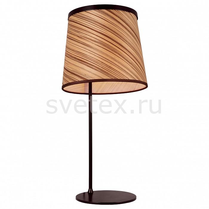 Фото Настольная лампа Favourite E27 220В 25Вт Zebrano 1355-1T