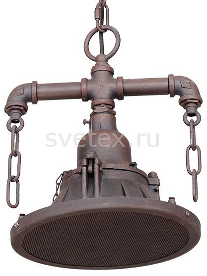 Подвесной светильник LussoleСветодиодные<br>Артикул - LSP-9678,Бренд - Lussole (Италия),Коллекция - Loft,Гарантия, месяцы - 24,Высота, мм - 1500,Диаметр, мм - 230,Тип лампы - компактная люминесцентная [КЛЛ] ИЛИнакаливания ИЛИсветодиодная [LED],Общее кол-во ламп - 1,Напряжение питания лампы, В - 220,Максимальная мощность лампы, Вт - 60,Лампы в комплекте - отсутствуют,Цвет плафонов и подвесок - коричневый,Тип поверхности плафонов - матовый,Материал плафонов и подвесок - металл,Цвет арматуры - коричневый,Тип поверхности арматуры - матовый,Материал арматуры - металл,Количество плафонов - 1,Возможность подлючения диммера - можно, если установить лампу накаливания,Форма и тип колбы - груша круглая,Тип цоколя лампы - E27,Класс электробезопасности - I,Степень пылевлагозащиты, IP - 20,Диапазон рабочих температур - комнатная температура,Дополнительные параметры - способ крепления светильника к потолоку - на крюке, регулируется по высоте<br>