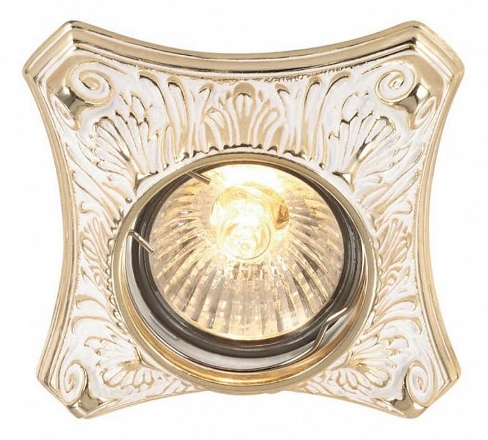 Фото Встраиваемый светильник Novotech Vintage 369850