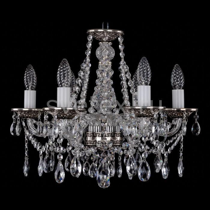 Фото Подвесная люстра Bohemia Ivele Crystal 1613 1613/6/165/NB