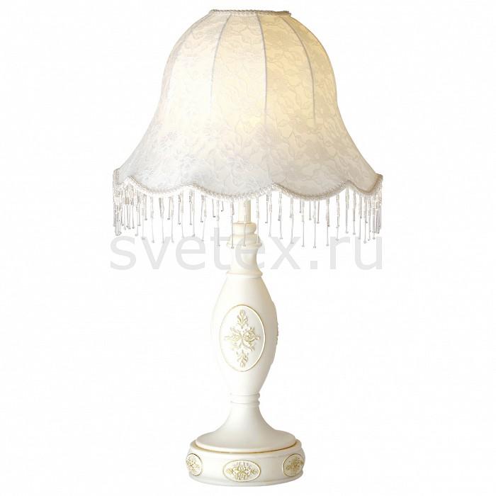 Настольная лампа ST-LuceС абажуром<br>Артикул - SL250.504.01,Бренд - ST-Luce (Китай),Коллекция - Canzone,Гарантия, месяцы - 24,Высота, мм - 700,Диаметр, мм - 400,Размер упаковки, мм - 590х280х280, 400х400х590,Тип лампы - компактная люминесцентная [КЛЛ] ИЛИнакаливания ИЛИсветодиодная [LED],Общее кол-во ламп - 1,Напряжение питания лампы, В - 220,Максимальная мощность лампы, Вт - 60,Лампы в комплекте - отсутствуют,Цвет плафонов и подвесок - белый,Тип поверхности плафонов - матовый,Материал плафонов и подвесок - текстиль,Цвет арматуры - белый с золотом,Тип поверхности арматуры - матовый, рельефный,Материал арматуры - металл,Количество плафонов - 1,Наличие выключателя, диммера или пульта ДУ - выключатель на проводе,Компоненты, входящие в комплект - провод электропитания с вилкой без заземления,Тип цоколя лампы - E27,Класс электробезопасности - II,Степень пылевлагозащиты, IP - 20,Диапазон рабочих температур - комнатная температура<br>