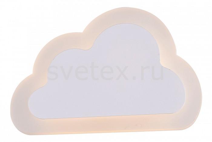 Накладной светильник ST-LuceСветодиодные<br>Артикул - SL950.501.01,Бренд - ST-Luce (Китай),Коллекция - Nube,Гарантия, месяцы - 24,Ширина, мм - 260,Высота, мм - 180,Выступ, мм - 55,Размер упаковки, мм - 530x300x220,Тип лампы - светодиодная [LED],Общее кол-во ламп - 1,Максимальная мощность лампы, Вт - 11,Цвет лампы - белый теплый,Лампы в комплекте - светодиодная [LED],Цвет плафонов и подвесок - белый,Тип поверхности плафонов - матовый,Материал плафонов и подвесок - акрил,Цвет арматуры - белый,Тип поверхности арматуры - глянцевый,Материал арматуры - металл,Количество плафонов - 1,Возможность подлючения диммера - нельзя,Цветовая температура, K - 3000 K,Экономичнее лампы накаливания - в 10 раз,Класс электробезопасности - I,Напряжение питания, В - 220,Степень пылевлагозащиты, IP - 20,Диапазон рабочих температур - комнатная температура,Дополнительные параметры - способ крепления светильника на стене – на монтажной пластине, светильник предназначен для использования со скрытой проводкой<br>