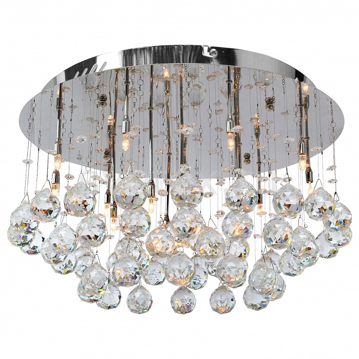 Фото Потолочная люстра Arte Lamp Cincin A1556PL-15CC