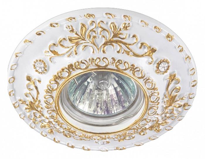 Фото Встраиваемый светильник Novotech Pattern 370093