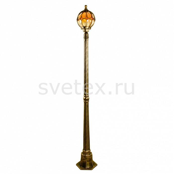 Наземный высокий светильник FeronСветильники<br>Артикул - FE_11379,Бренд - Feron (Китай),Коллекция - Сфера,Гарантия, месяцы - 24,Высота, мм - 1620,Диаметр, мм - 180,Тип лампы - компактная люминесцентная [КЛЛ] ИЛИнакаливания ИЛИсветодиодная [LED],Общее кол-во ламп - 1,Напряжение питания лампы, В - 220,Максимальная мощность лампы, Вт - 60,Лампы в комплекте - отсутствуют,Цвет плафонов и подвесок - желтый,Тип поверхности плафонов - прозрачный,Материал плафонов и подвесок - стекло,Цвет арматуры - золото черненое,Тип поверхности арматуры - матовый,Материал арматуры - силумин,Количество плафонов - 1,Тип цоколя лампы - E27,Класс электробезопасности - I,Степень пылевлагозащиты, IP - 44,Диапазон рабочих температур - от -40^C до +40^C<br>