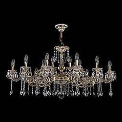 Подвесная люстра Bohemia Ivele CrystalБолее 6 ламп<br>Артикул - BI_1703_21_320_210_A_GW,Бренд - Bohemia Ivele Crystal (Чехия),Коллекция - 1703,Гарантия, месяцы - 24,Высота, мм - 650,Диаметр, мм - 1250,Размер упаковки, мм - 710x710x240,Тип лампы - компактная люминесцентная [КЛЛ] ИЛИнакаливания ИЛИсветодиодная [LED],Общее кол-во ламп - 21,Напряжение питания лампы, В - 220,Максимальная мощность лампы, Вт - 40,Лампы в комплекте - отсутствуют,Цвет плафонов и подвесок - неокрашенный,Тип поверхности плафонов - прозрачный,Материал плафонов и подвесок - хрусталь,Цвет арматуры - золото беленое,Тип поверхности арматуры - глянцевый, рельефный,Материал арматуры - латунь,Возможность подлючения диммера - можно, если установить лампу накаливания,Форма и тип колбы - свеча ИЛИ свеча на ветру,Тип цоколя лампы - E14,Класс электробезопасности - I,Общая мощность, Вт - 840,Степень пылевлагозащиты, IP - 20,Диапазон рабочих температур - комнатная температура,Дополнительные параметры - способ крепления светильника к потолку - на крюке, указана высота светильника без подвеса<br>